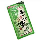 エコパックわさび漬220円(税込)