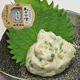 丸カップ伊豆仕込みわさび漬380円(税込)