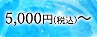 5000円~
