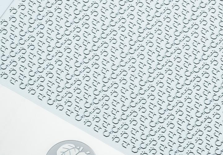 鋼鮫プロのおろし面のデザイン